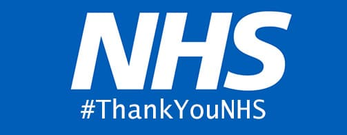 thank you NHS image
