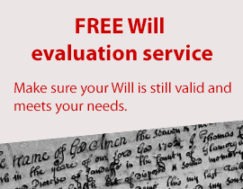 Will evaluation service